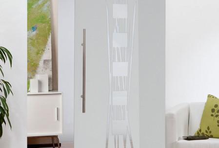 Glasschiebetüren-helles Zimmer
