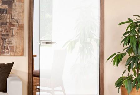 Zimmertüren aus Glas