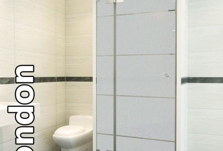 Materialien und Formen bei Duschkabinen