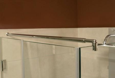 Duschkabinen überzeugen durch Optik und Material